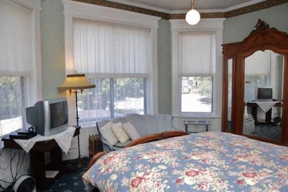 The Grand Anne Bed & Breakfast tv