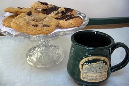 Flowers & Thyme Bed & Breakfast, cookies