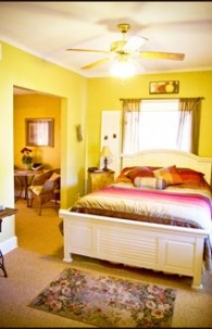 Inn on Crescent Lake, The Garden Room
