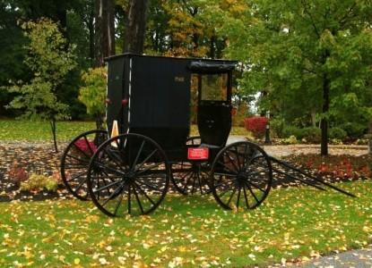 Red Maple Inn Bed & Breakfast wagon