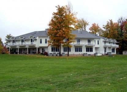 Red Maple Inn Bed & Breakfast front of inn