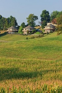 Holmes With A View Guest Accommodations Amish country