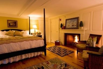 York Harbor Inn luxury rooms