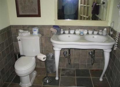 Far View A Bed & Breakfast Estate, bathroom
