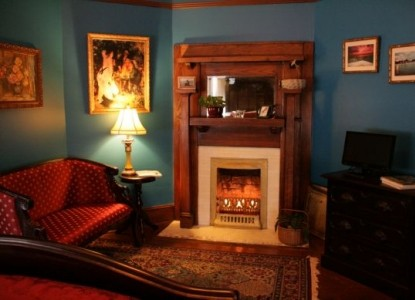 The Windover Inn Bed & Breakfast, the Caribbean room