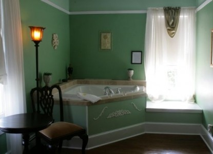 The Windover Inn Bed & Breakfast, the pacific suite