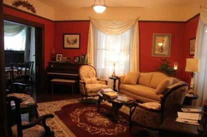 The Windover Inn Bed & Breakfast, living room