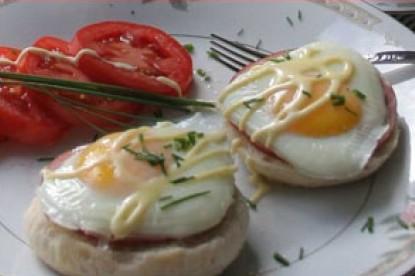 The Windover Inn Bed & Breakfast, breakfast eggs