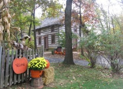 Walnut Ridge Bed & Breakfast Log Cabins, cabin