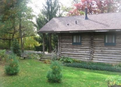 Walnut Ridge Bed & Breakfast Log Cabins, log cabin