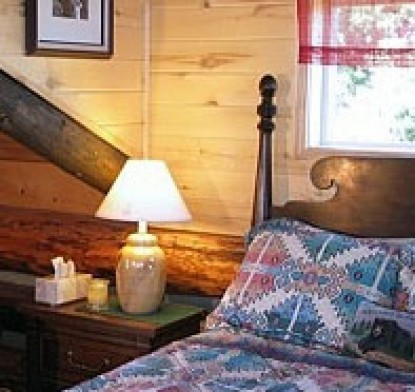 Sundance Bear Lodge, Log Cabin