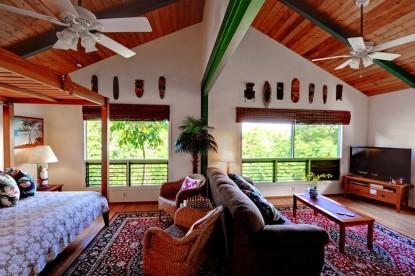 Kauai Country Inn, Yellow Ginger Suite