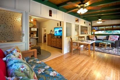 Kauai Country Inn, orchid suite