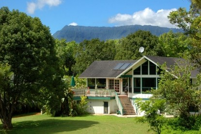 Picturesque quiet hideaway off the beaten path, yet minutes away from breathtaking beaches and all the area activities.