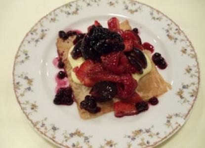 The Maples Inn, breakfast