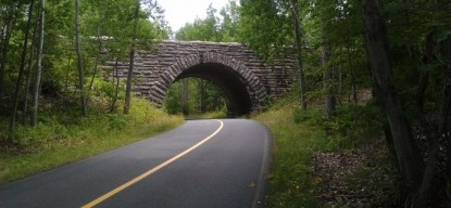 The Maples Inn, tunnel