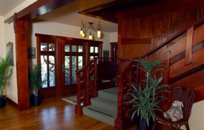 Blackbird Inn, A Four Sisters Inn, foyer