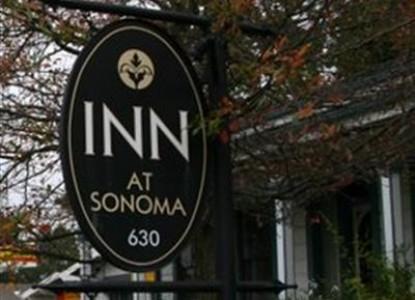 Inn at Sonoma, A Four Sisters Inn, marquee