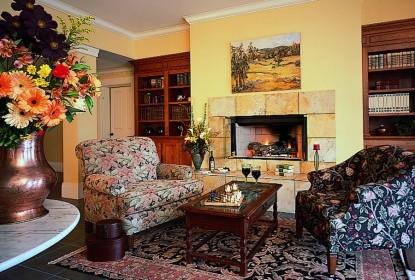Inn at Sonoma, A Four Sisters Inn, living room