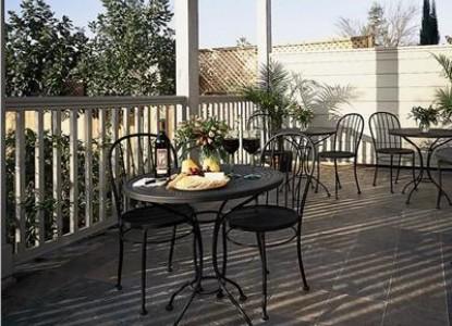Inn at Sonoma, A Four Sisters Inn, patio