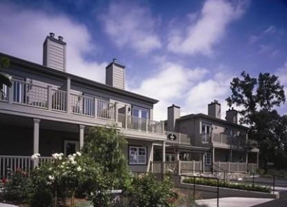 Inn at Sonoma, A Four Sisters Inn, courtyard