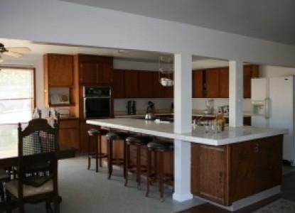 Yosemite Rose Bed & Breakfast, Ranch House kitchen