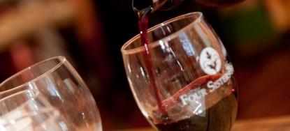 Green Gables Inn | Four Sisters-Wine Glasses