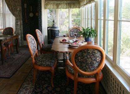 Green Gables Inn | Four Sisters-Dining