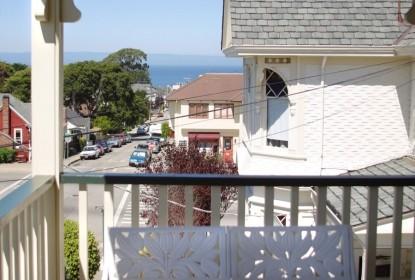 Gosby House Inn, A Four Sisters Inn, balcony
