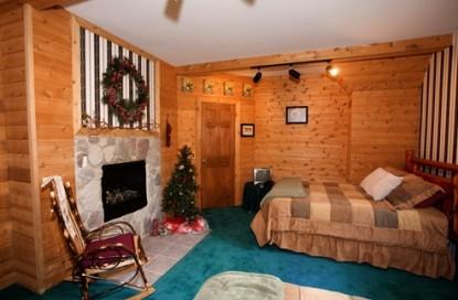 Allegan Country Inn-Northern Woods Room