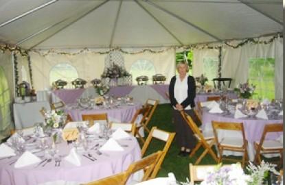 Mountain Fare Inn, wedding reception