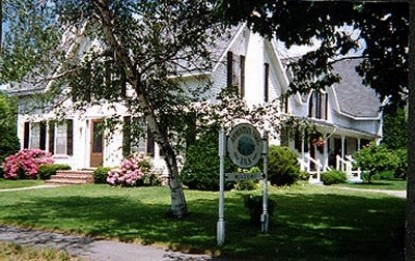 Mountain Fare Inn, front view