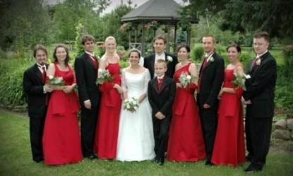 Lazy Cloud Lodge, weddings