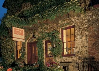 Maison Fleurie, A Four Sisters Inn, front