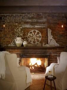Maison Fleurie, A Four Sisters Inn, living room