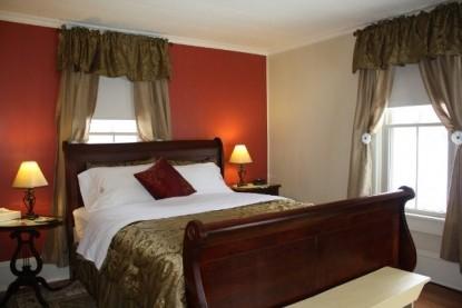 The Barn Inn Bed & Breakfast bedroom