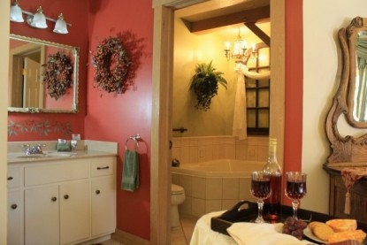 The Barn Inn Bed & Breakfast bathroom