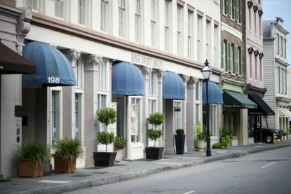 Kings Courtyard Inn Bed & Breakfast street view