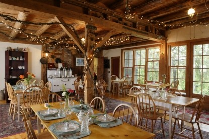 The Inn at the Round Barn Farm outdoors