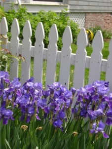 Mill Street Inn fence