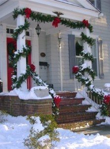 Mill Street Inn front entrance