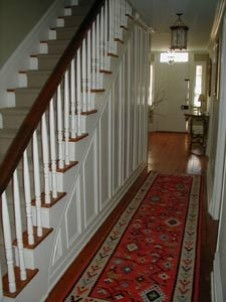 Millbrook Country House staircase