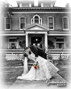 BEALL MANSION An Elegant Bed and Breakfast Inn, romantic wedding reception