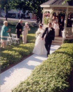 Asa Ransom House wedding