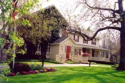 Asa Ransom House front