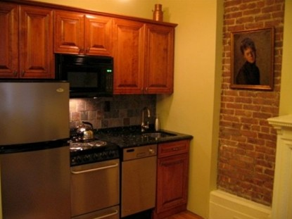 The West Townhouse kitchen