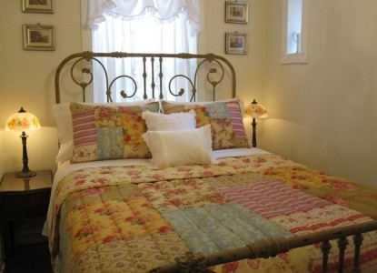 The West Townhouse bed