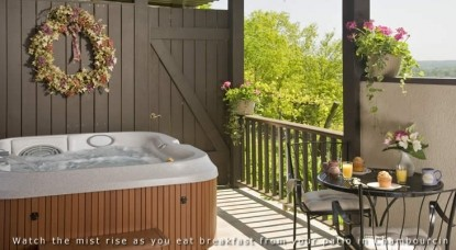 Hermann Hill Vineyard Inn & Spa, Riverbluff Cottages and Wedding Chapel-Chambourcin Guest Suite