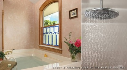 Hermann Hill Vineyard Inn & Spa, Riverbluff Cottages and Wedding Chapel-Vidal Guest Suite Hot Tub