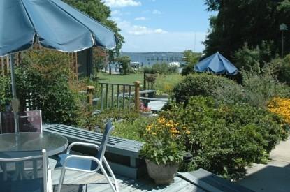 Back Creek Inn Bed & Breakfast, patio